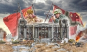 1/72 BattleSet: Battle for the  Reichstag Berlin 1945