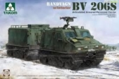 Bandvagn BV 206S  Articulated Armored Personnel Carrier 1/35