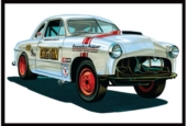1949 Ford Coupe Gas Man 1/25