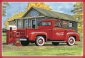 1953 Ford F-100 Pick up W/Vending Machine 1/25
