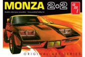1977 Chevy Monza 2+2 Custom (Original Art Series) 1/25