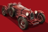 "1/12 ALFA ROMEO 8C 2300 ""Roadster"" 100th Anniv."